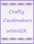 Goodies from the Crafty Cardmakers / Dobroci od Crafty Cardmakers