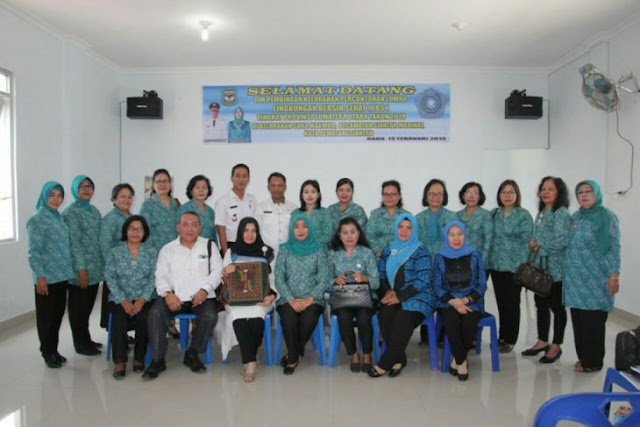 Kelurahan Suka Makmur Wakili Pematangsiantar di Lomba Lingkungan Bersih Sehat