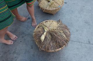 Rice Harvest Basket Two Cultural Parade Participant