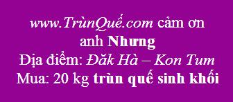Trùn quế Đăk Hà - Kon Tum