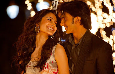 Anushka Sharma and Ranveer Singh in Dil Dhadakne Do, Directed by Zoya Akhtar