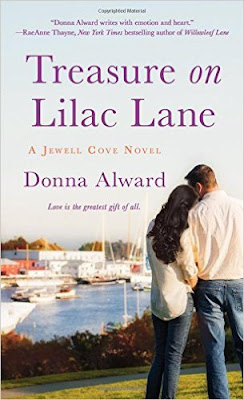 Book Review of Treasure on Lilac Lane by Donna Alward