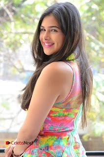 Telugu Actress Prasanna Stills in Short Dress at Inkenti Nuvve Cheppu Press Meet Stills  0036.JPG