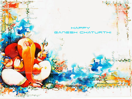 2018 happy Ganesh Chaturthi Messages Wishes & status for Facebook