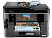 Epson WorkForce 840 All In One Printers Drivers Download For Windows and Mac