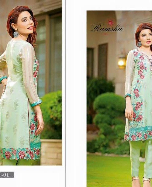 b7609f65d8 Winter Collection of Pakistani Lawn Suits | Kabir Collections ...