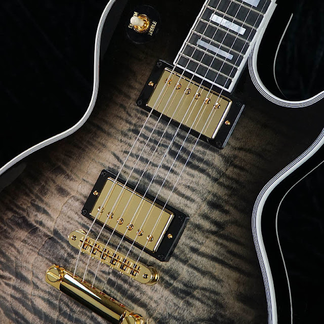Gibson Custom Shop Les Paul Cobraburst