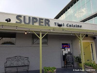 Super Thai Austin Restaurant