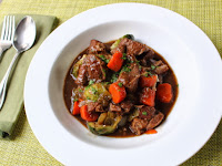 Irish Pork Stew with Baby Cabbage – What We Should Be Eating on St. Patrick's Day