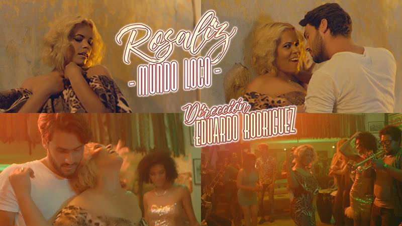 Rosaliz - ¨Mundo loco¨ - Videoclip - Dirección: Eduardo Rodríguez. Portal del Vídeo Clip Cubano
