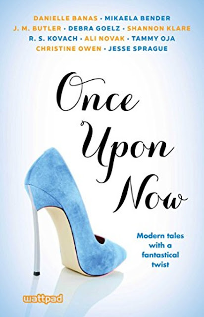Once Upon A Blog   : Target + Wattpad Writers = New Book