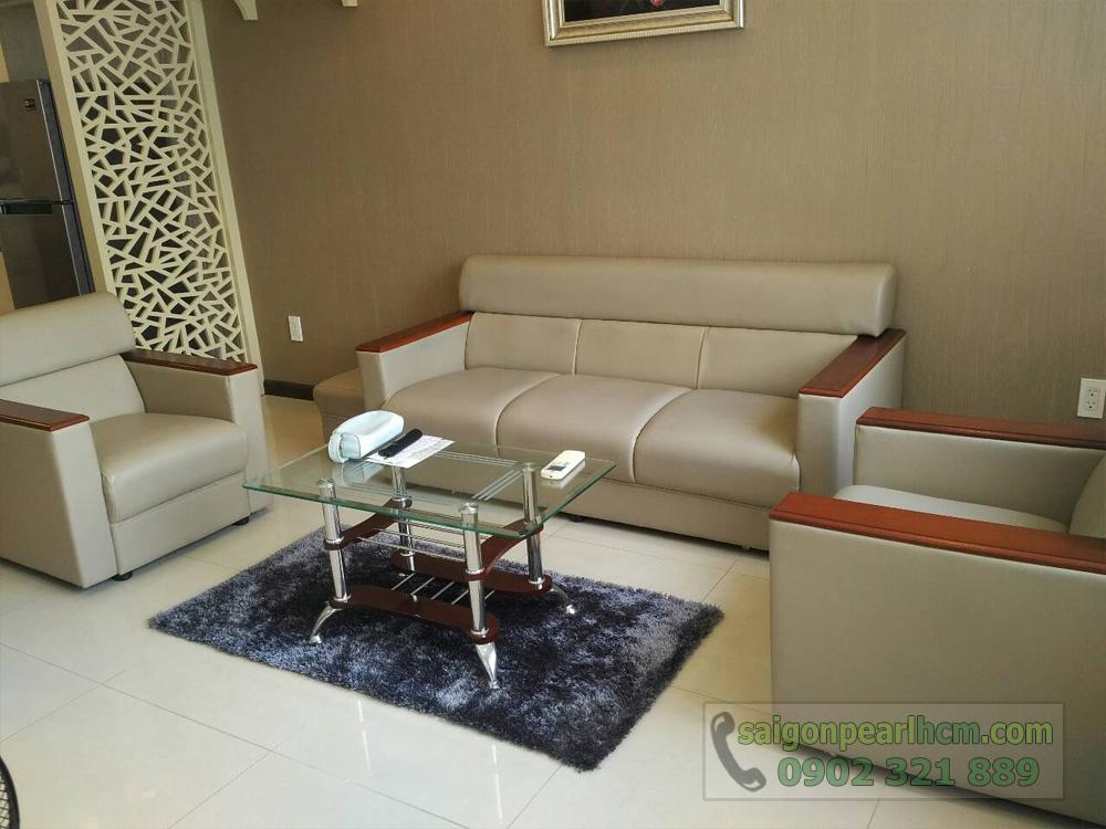 SaigonPearl cho thuê tầng 32 full nội thất giá cực tốt - hình 3