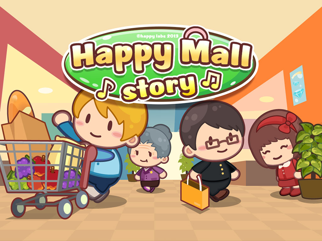 iOS Hack] Happy Mall Story Unlimited Diamonds v1 4 5 | HACK