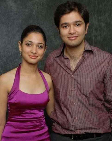 tamanna-bhatia-with-brother-anand