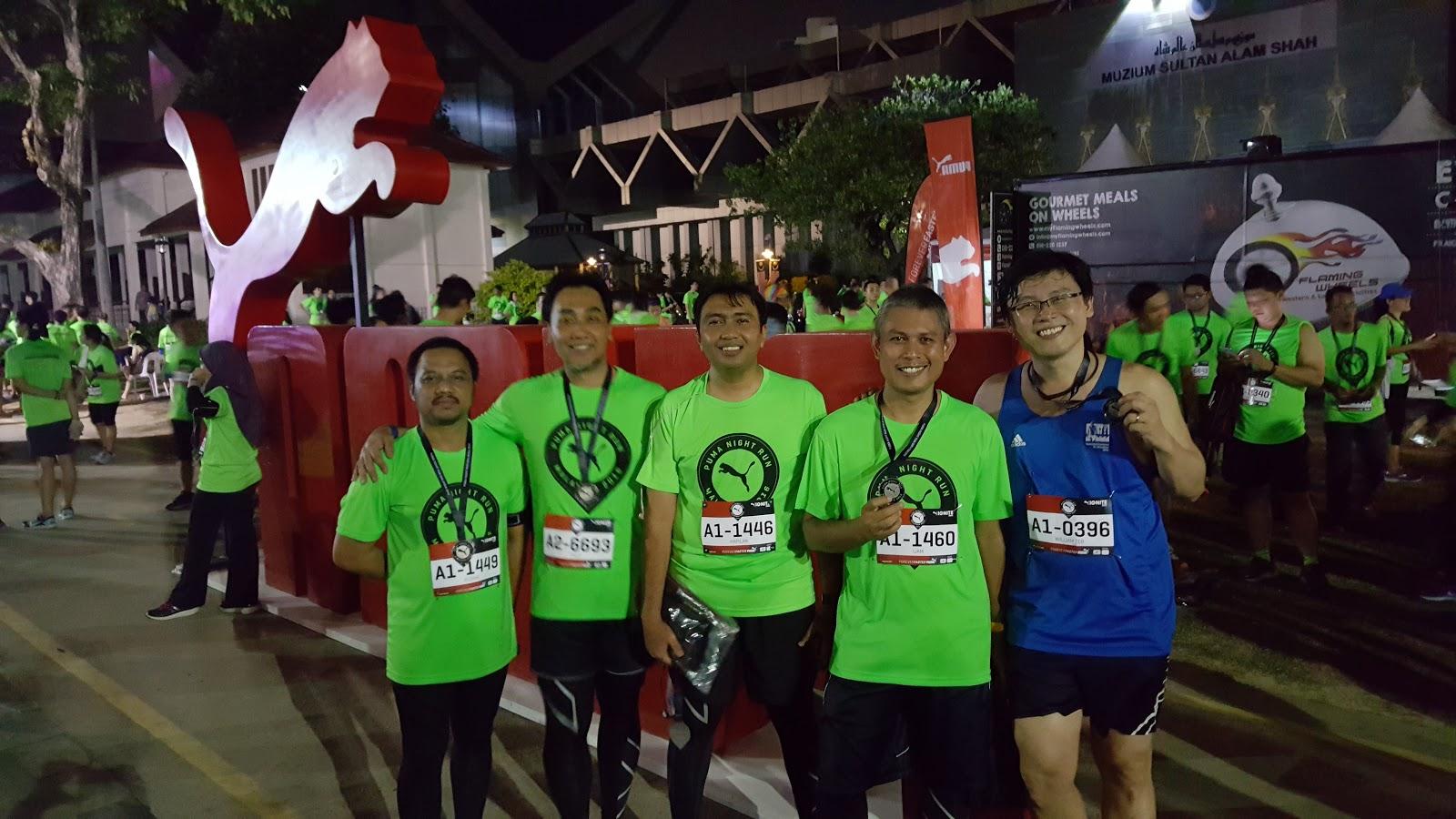 Bakal pelari maraton