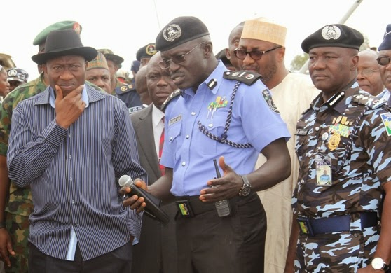 nigeria police pdp government