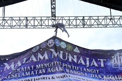 Ini Alasan MUI DKI Jakarta Tak Undang Ma'ruf Amin di Malam Munajat 212