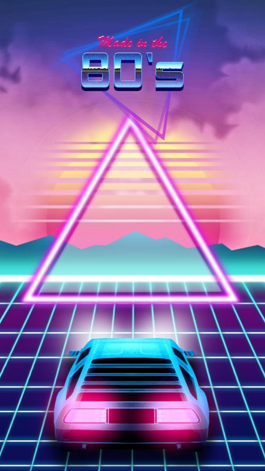 made in the 80`s phone wallpaper