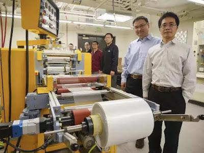 công nghệ sản xuất tấm chống nóng