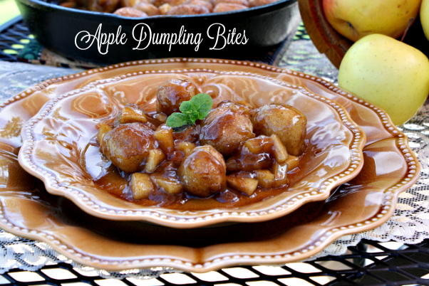 Country Kitchen Apple Dumpling Recipe