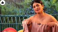 Beautiful South Queen Shruti Haasan at an interview Exclusive Pics ~  Exclusive 004.jpg