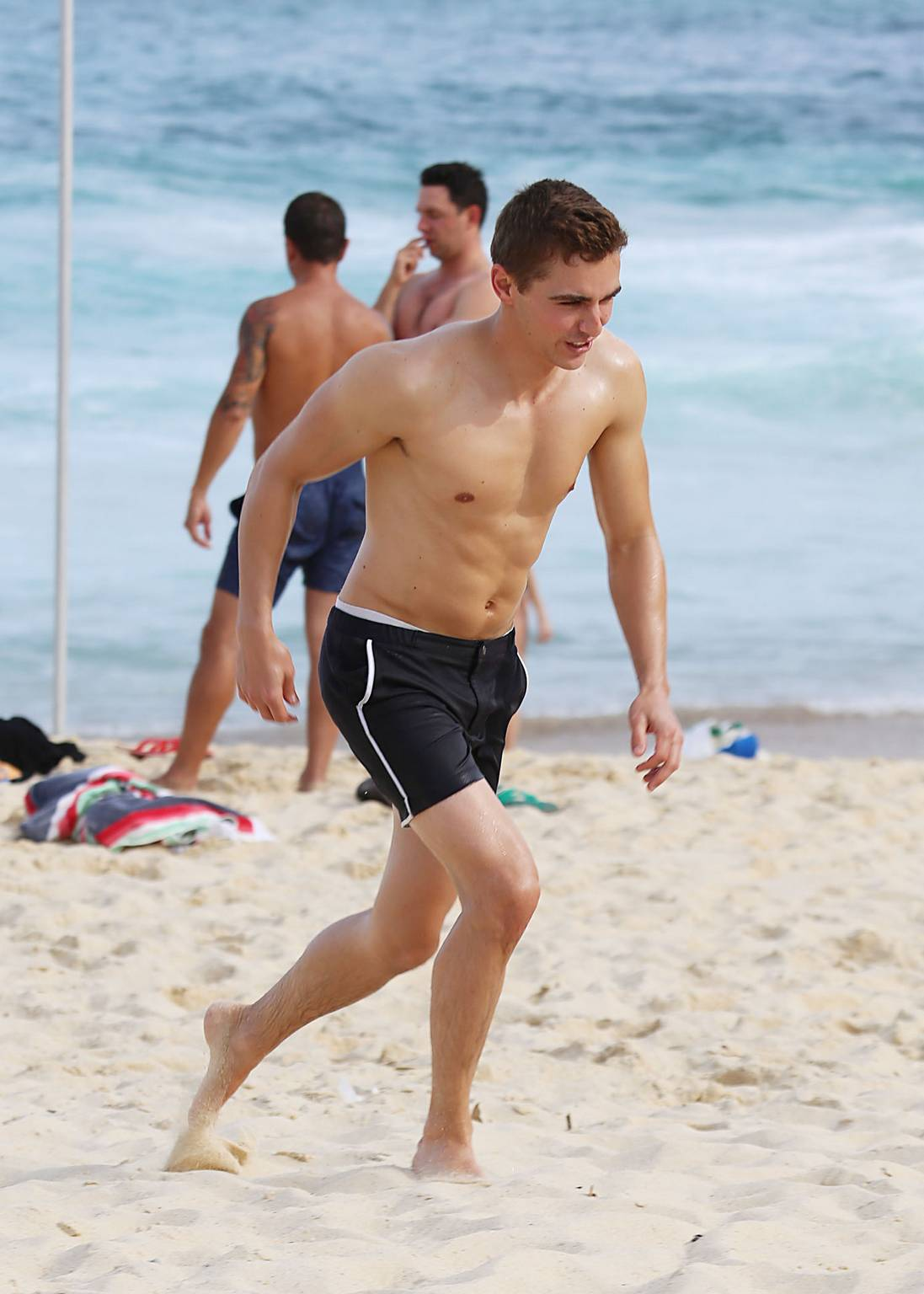 The Stars Come Out To Play Dave Franco - New Shirtless -7582
