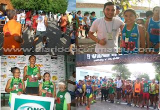 Com participação de diversos atletas ONG Nova Baraúna realiza 11ª Corrida da Cidadania