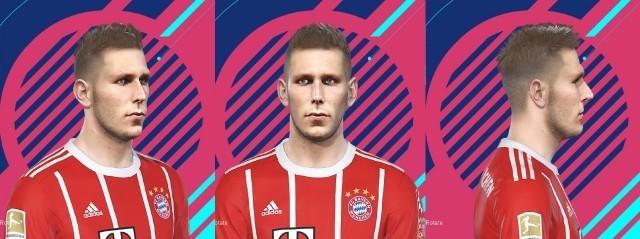 Niklas Sule Face PES 2018