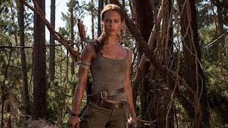 Tomb Raider Movie 2018 Story