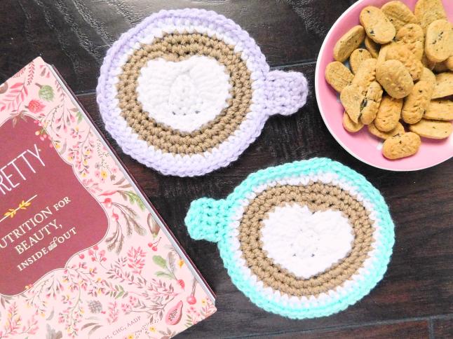 Latte Art Coaster
