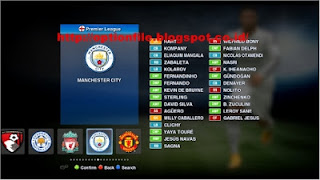 PES 2013 Option File Update Transfer 4 Agustus 2016