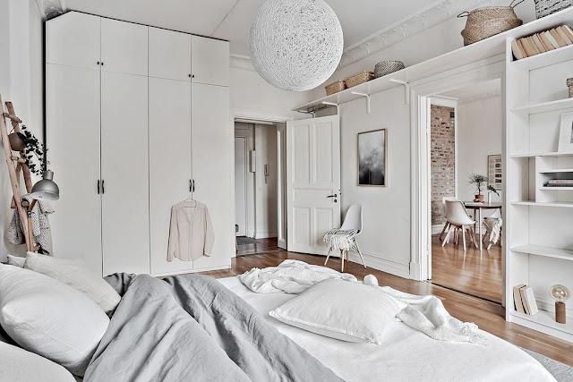 Scandimagdeco Le Blog Scandinavian Bedrooms Ideas Chambre