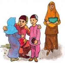 5 Cara Mendidik Anak Dalam Islam