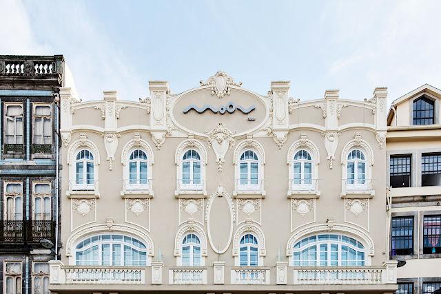 Moov Hotel Porto Centro, Porto Check-In, Águia D'ouro, Art Deco, Cinema,