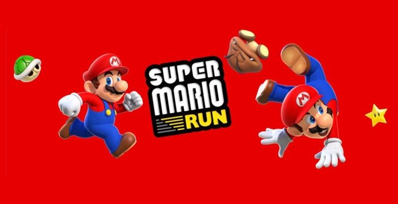 Super Mario Run Google Play'de