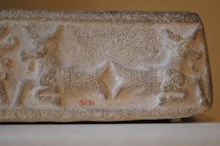 la scintilla divina di enki Goatfishes Louvre Sb19 La scintilla divina di Enki