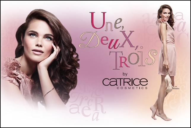 """CATRICE """" Une Deux Trois """" - edycja limitowana"""