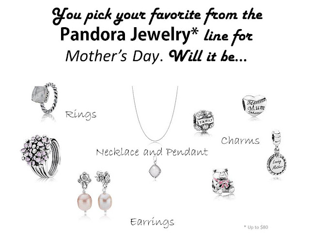 Mer in America: Pandora Mother's Day Giveaway!!