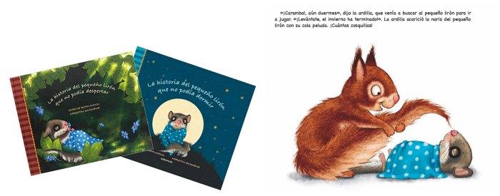 selección mejores cuentos infantiles ir a dormir, historia pequeño liron