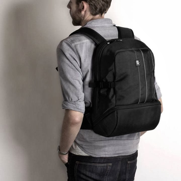 Cuatro Aprobación Abstracción  Travel Little Bag: CRUMPLER JACKPACK HALF PHOTO BACKPACK