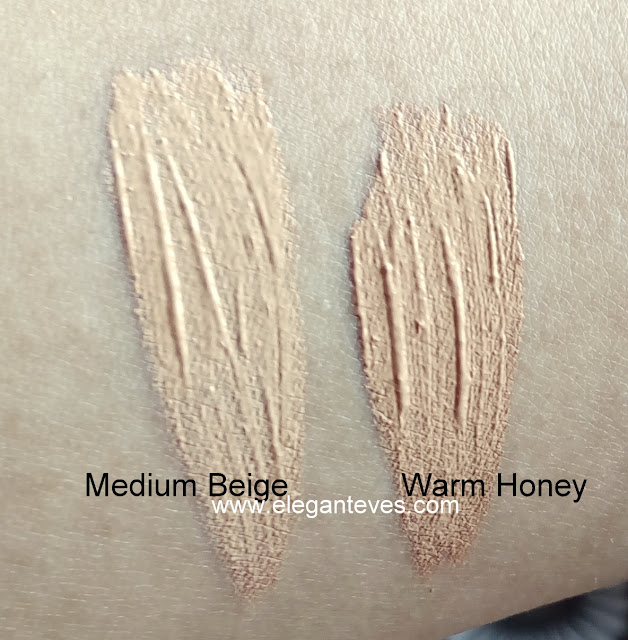 Swatch of L.A Girl Pro Conceal HD Concealer Medium Beige Warm Honey