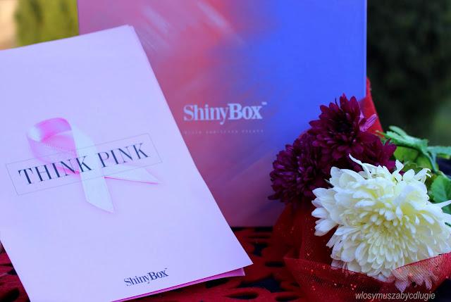 ShinyBox – Think Pink – październik 2018