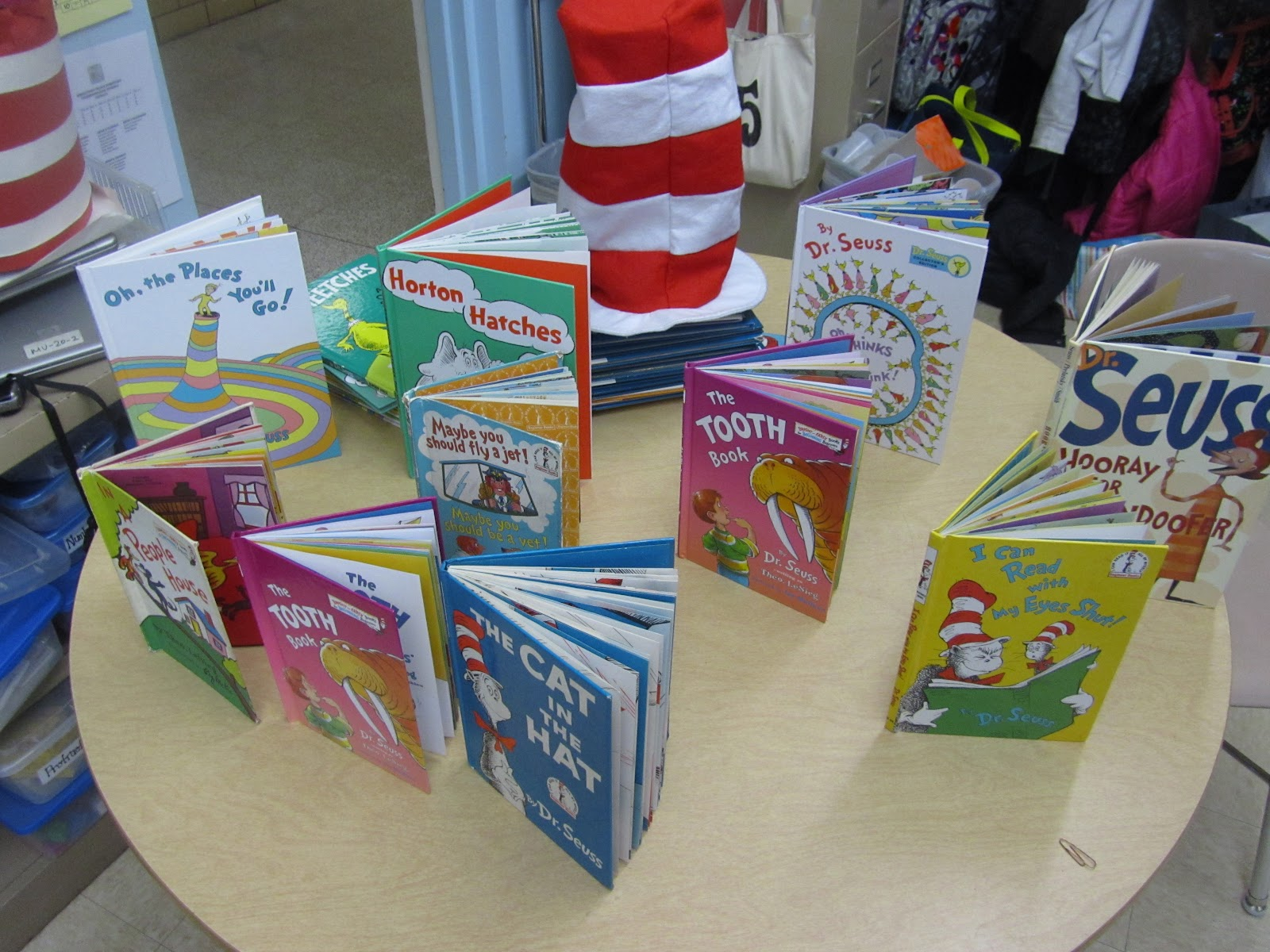 The Reading Bud S Read Across America Day Dr Seuss Day