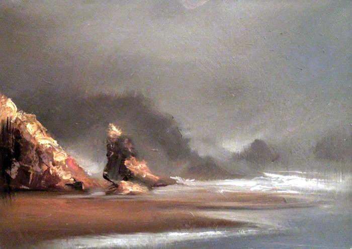 Современный художники Америки. Alexander Rokoff 11