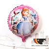 Balon Foil Bulat Princess Sofia (NEW)