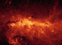 Center of the Milky Way Galaxy in the Infrared