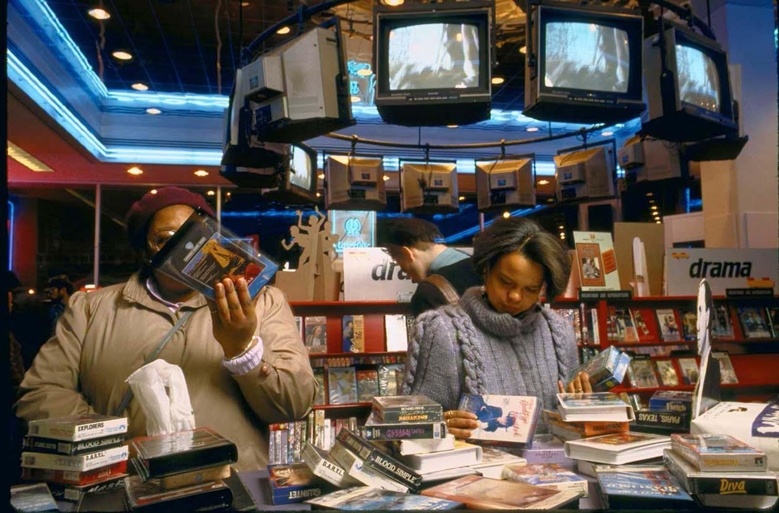Seeking video bargains. 1986.