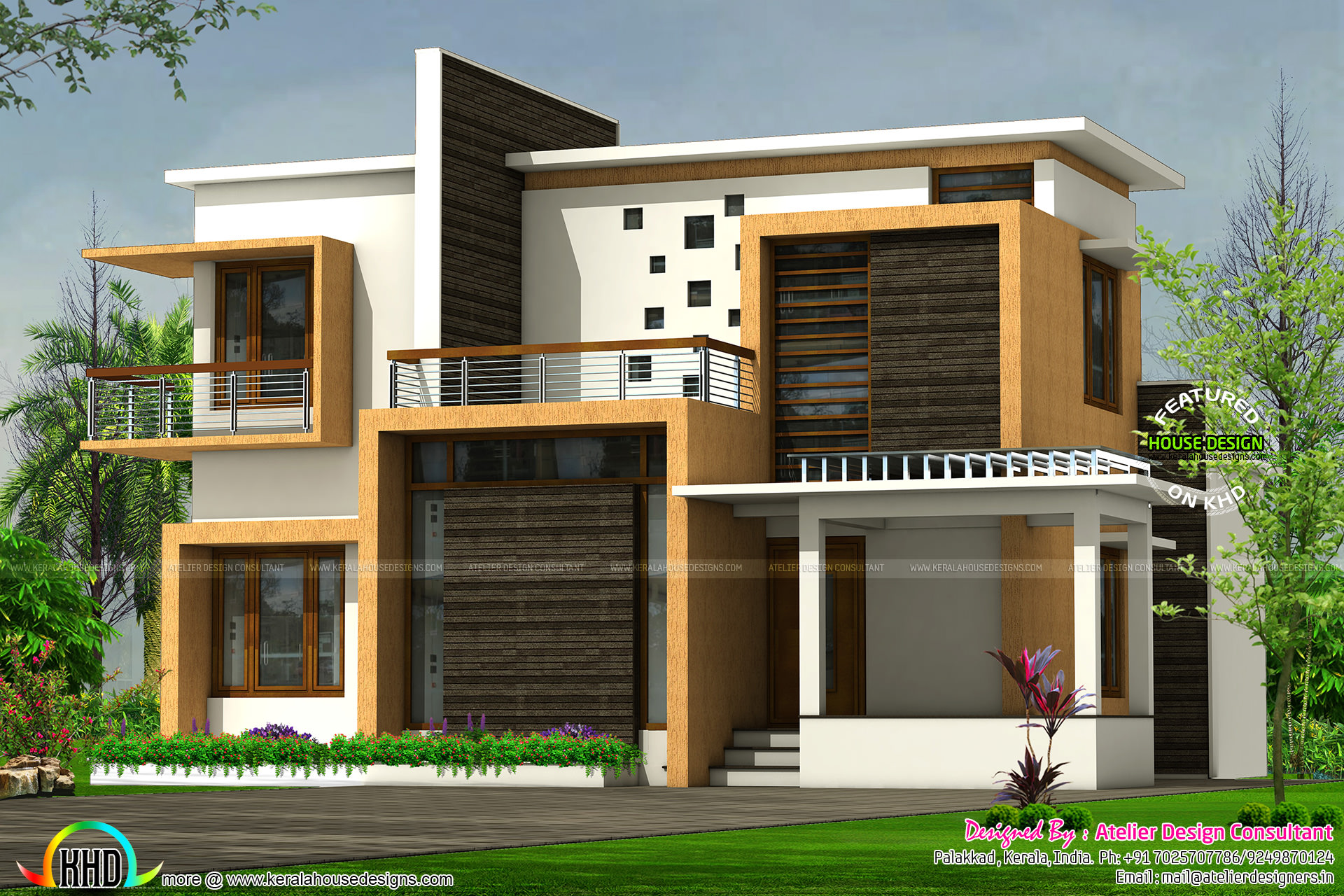 27 lakhs house architecture kerala home design and floor for Types house designs