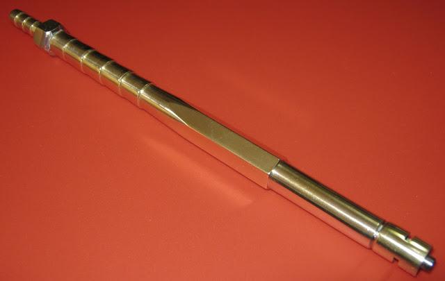 Brass hand-piece