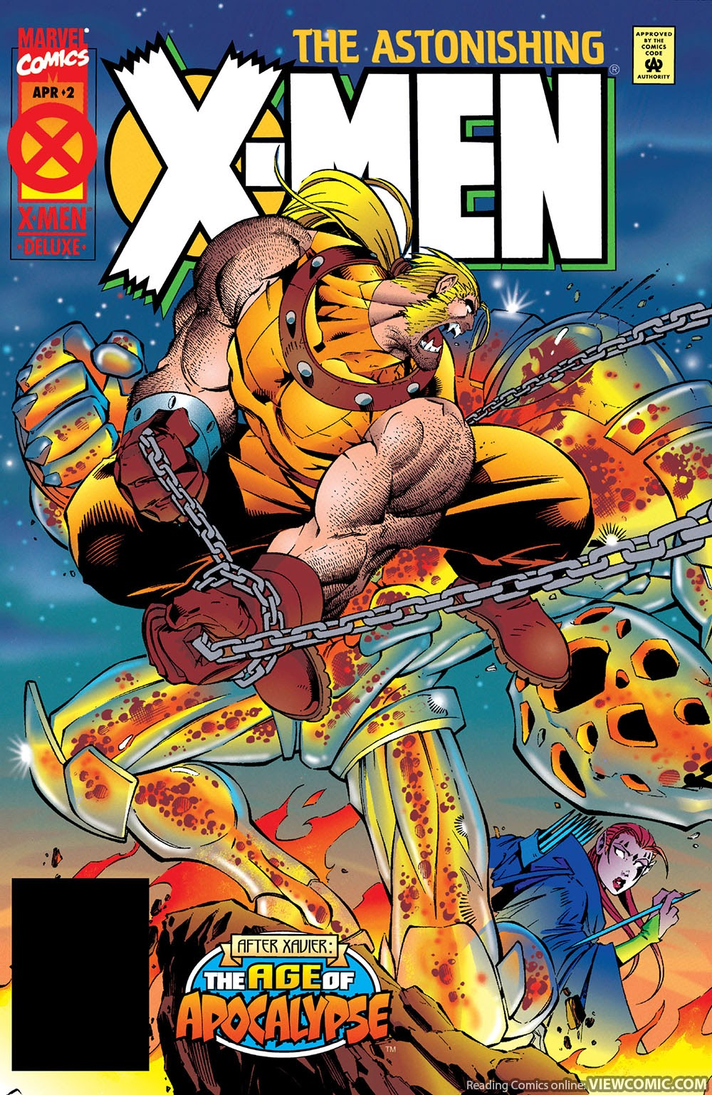 Astonishing X-Men | Viewcomic reading comics online for free